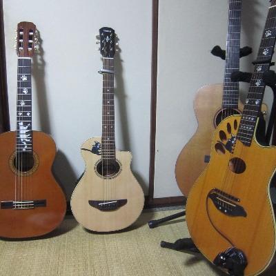 Yamaha APXT2 (所有ギター)