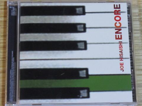 ENCORE performed by JOE HISAISHI