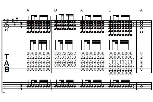 16分音符3