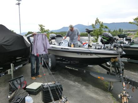 琵琶湖5月3日