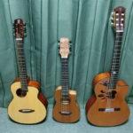 コルドバのトラベルギターも衝動買い! Cordoba mini SM-CE