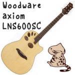 Woodware axiom LNS600SCの評価と感想